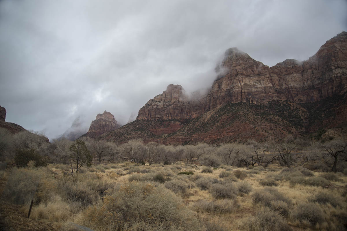 Patty's Epic Trip to the US Part 4. Zion National Park