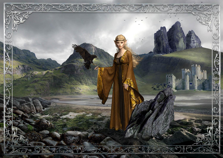 Artwork: Elven Queen