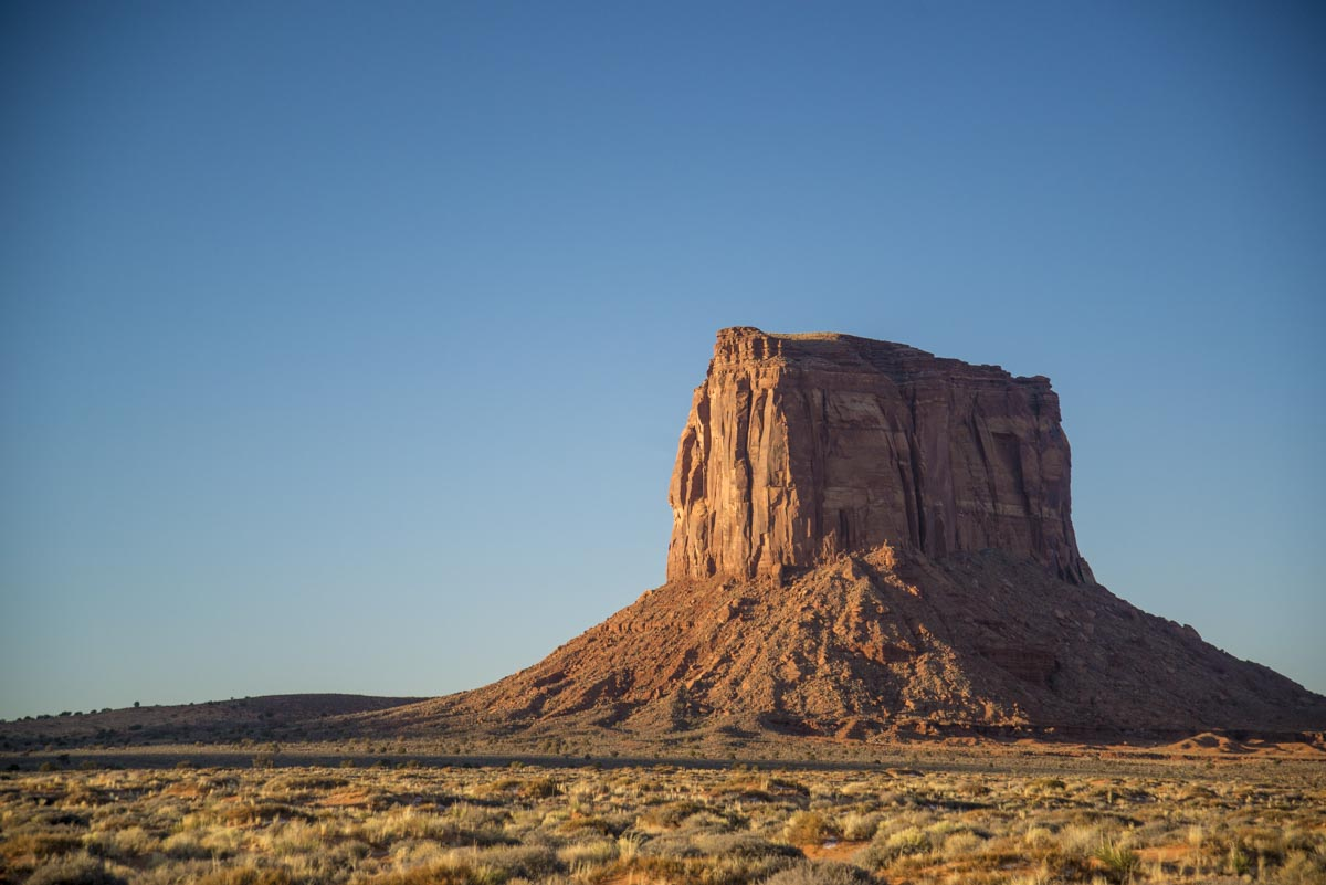 Patty's Epic Trip To The US. Part 8. Monument Valley