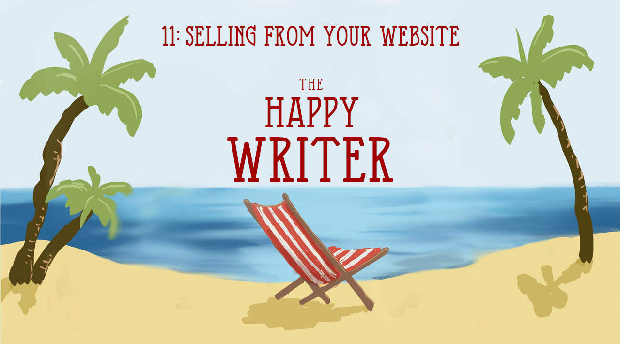 Selling Books From Your Website